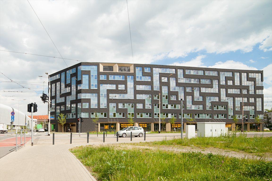 Kawalerka na wynajem Wrocław, Krzyki, Dyrekcyjna 1  24m2 Foto 11