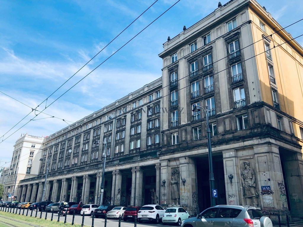 Mieszkanie czteropokojowe  na sprzedaż Warszawa, Śródmieście, Marszałkowska  81m2 Foto 1