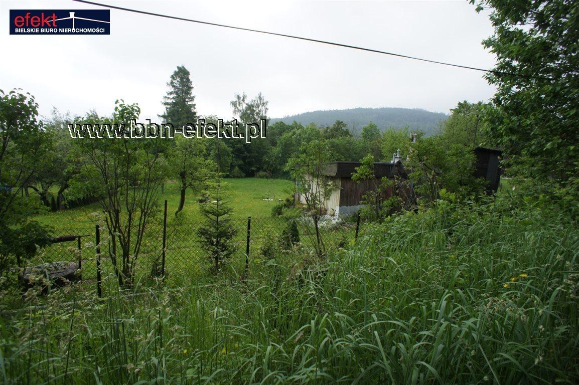 Działka rekreacyjna na sprzedaż Bielsko-Biała, Olszówka Górna  1964m2 Foto 7