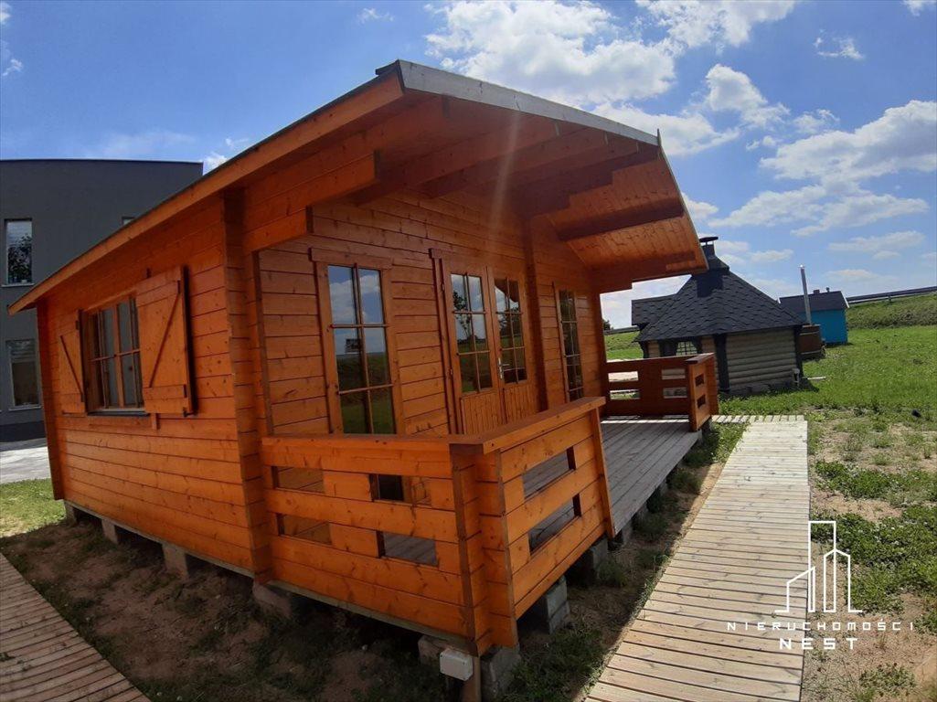 Dom na sprzedaż Kórnik, DOM REKREACYJNY  70m2 Foto 3