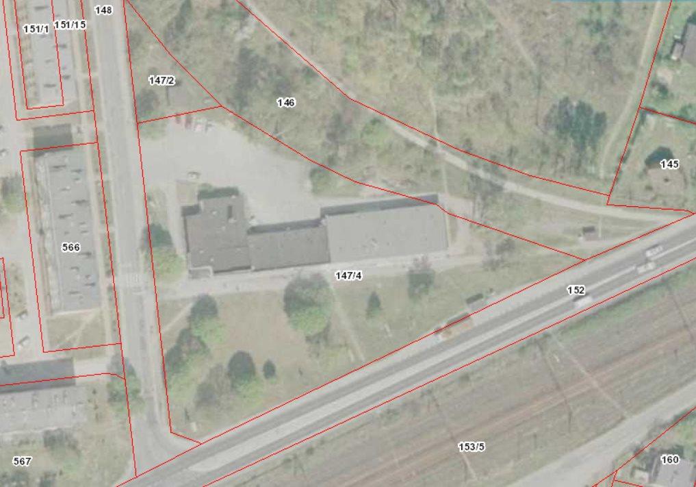 Działka inwestycyjna na sprzedaż Blachownia, Ostrowy, Sienkiewicza 2  7475m2 Foto 2