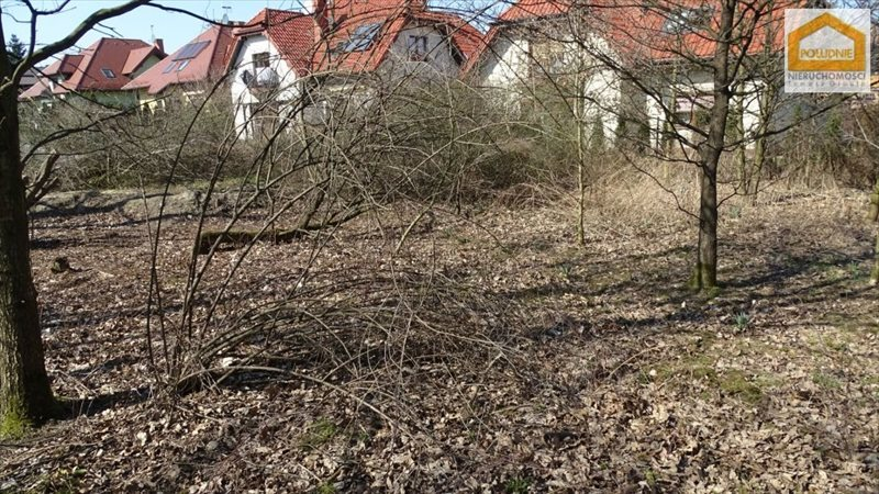 Działka budowlana na sprzedaż Kraków, Swoszowice, -  961m2 Foto 1