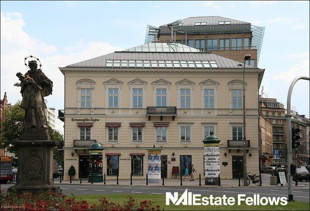 Lokal użytkowy na wynajem Warszawa, Śródmieście, pl. Trzech Krzyży  201m2 Foto 1