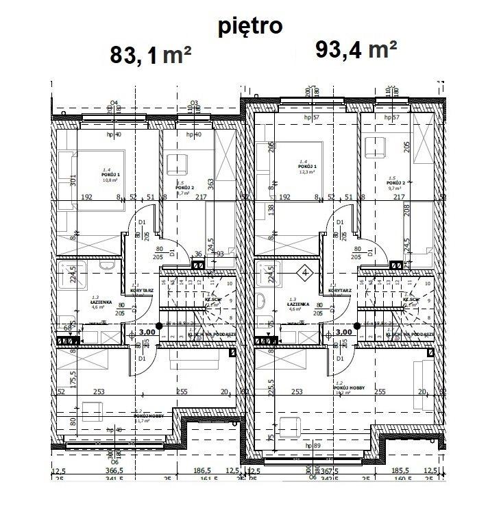 Dom na sprzedaż Rzeszów, Załęże, Jaspisowa 52  83m2 Foto 6