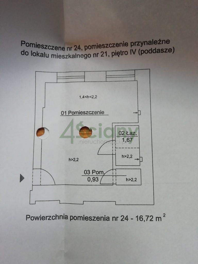 Mieszkanie trzypokojowe na sprzedaż Warszawa, Mokotów, Górny Mokotów, Belgijska  66m2 Foto 9