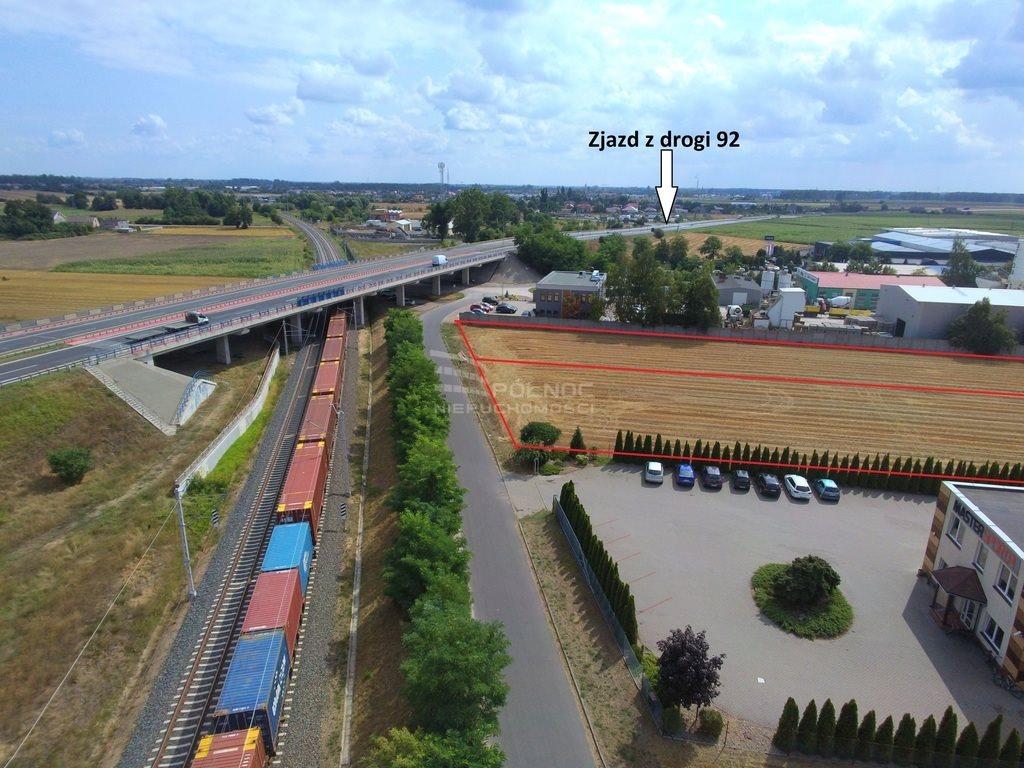 Działka przemysłowo-handlowa na sprzedaż Września  13699m2 Foto 2