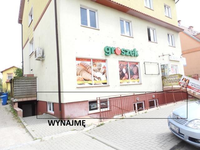 Lokal użytkowy na wynajem Giżycko, Nowowiejska  200m2 Foto 1