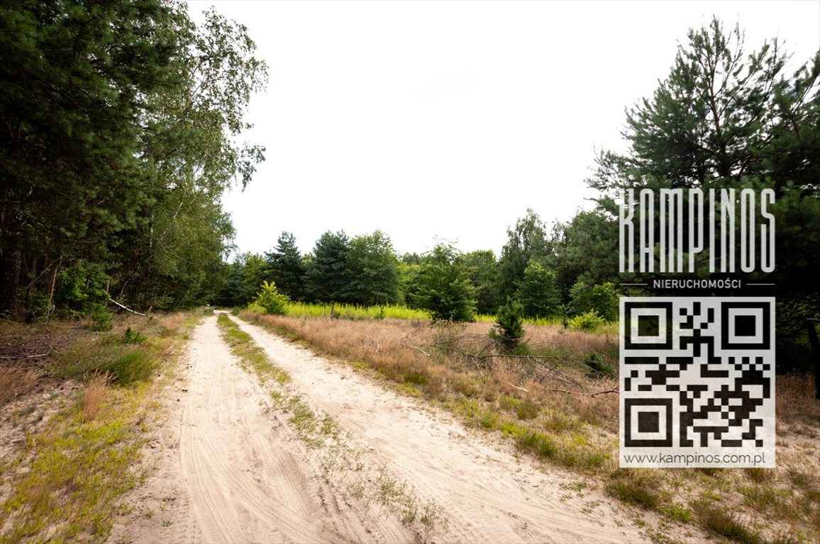 Działka rolna na sprzedaż Borzęcin Duży, Stare Babice, oferta 2875  3m2 Foto 3