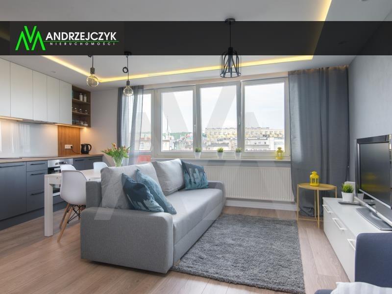 Mieszkanie trzypokojowe na wynajem Gdynia, Śródmieście, SKWER KOŚCIUSZKI TADEUSZA  45m2 Foto 1