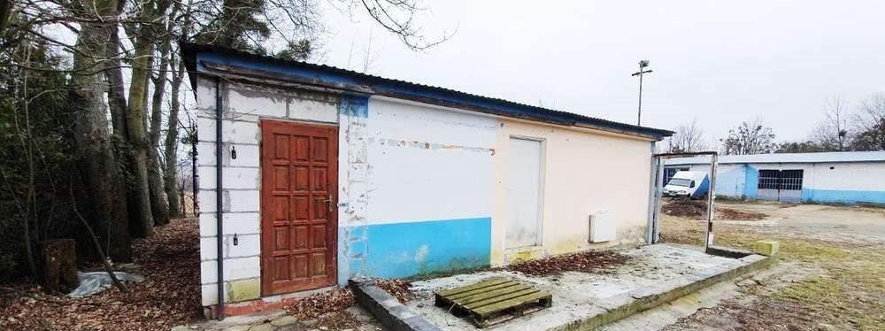 Działka budowlana na sprzedaż Tomaszów Lubelski  3900m2 Foto 4