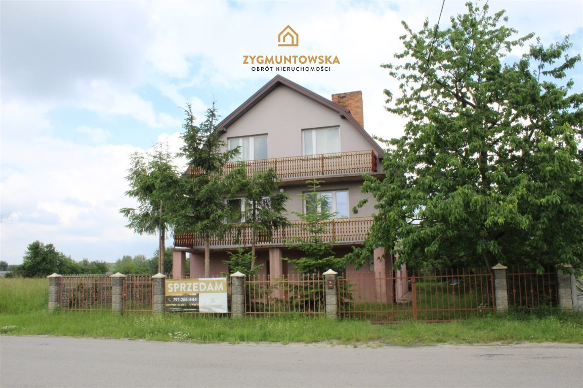 Dom na sprzedaż OPOCZNO, KRAŚNICA, KRAŚNICA 80  127m2 Foto 4