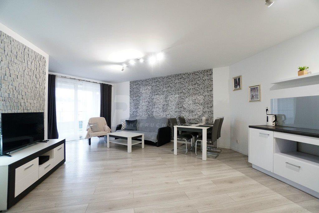 Mieszkanie trzypokojowe na wynajem Szczecin, Monte Cassino  74m2 Foto 2