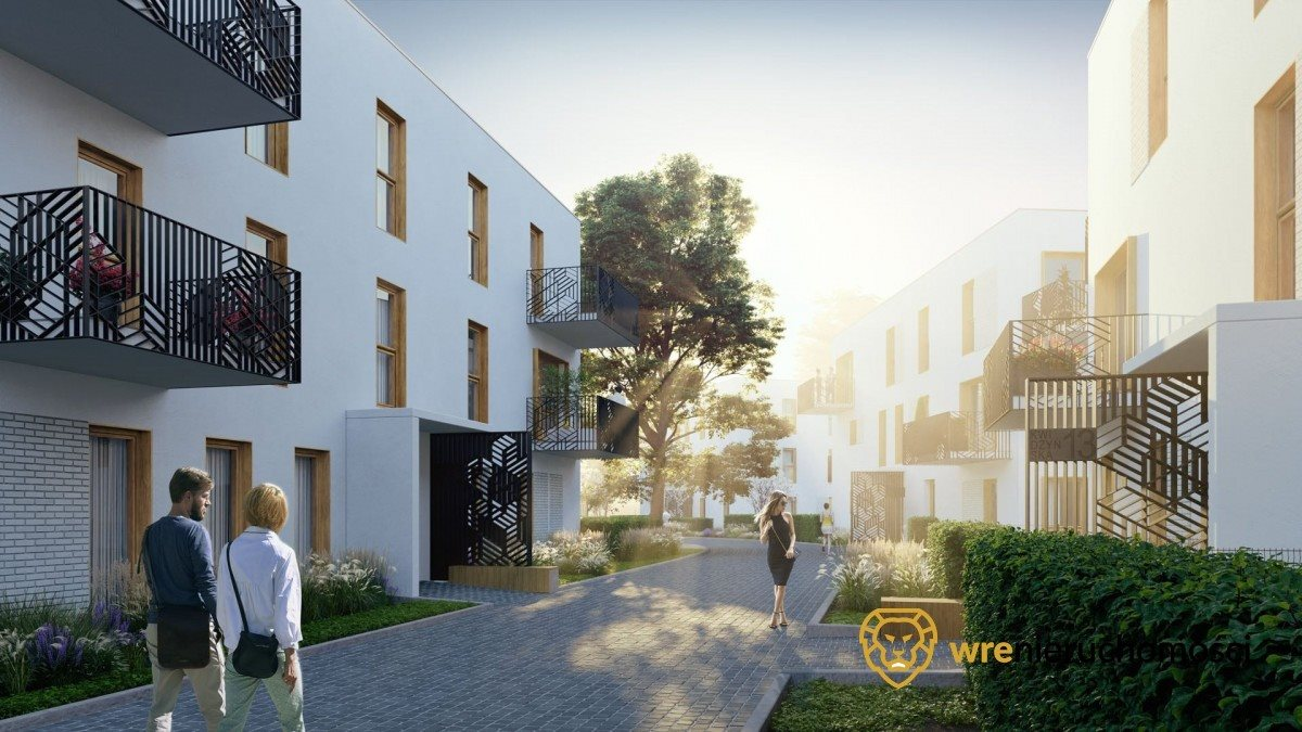 Mieszkanie dwupokojowe na sprzedaż Wrocław, Kowale, Kwidzyńska  35m2 Foto 1