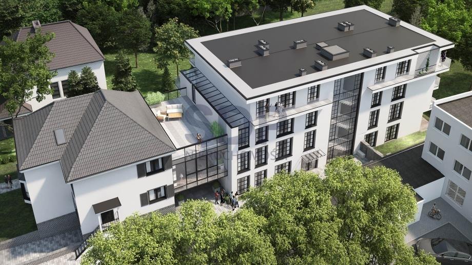 Mieszkanie trzypokojowe na sprzedaż Wrocław, Krzyki, Borek, ok. Hallera  99m2 Foto 3