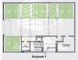 Mieszkanie dwupokojowe na sprzedaż Szczecin, Dąbie  41m2 Foto 10