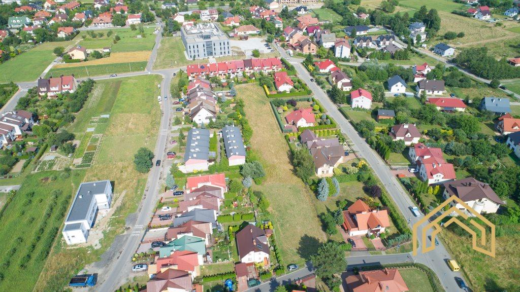 Działka budowlana na sprzedaż Rzeszów, Wilkowyja, Saska  800m2 Foto 3