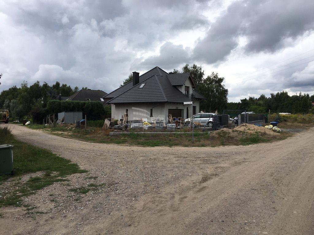 Działka budowlana na sprzedaż Jerzykowo, Stroma  960m2 Foto 2