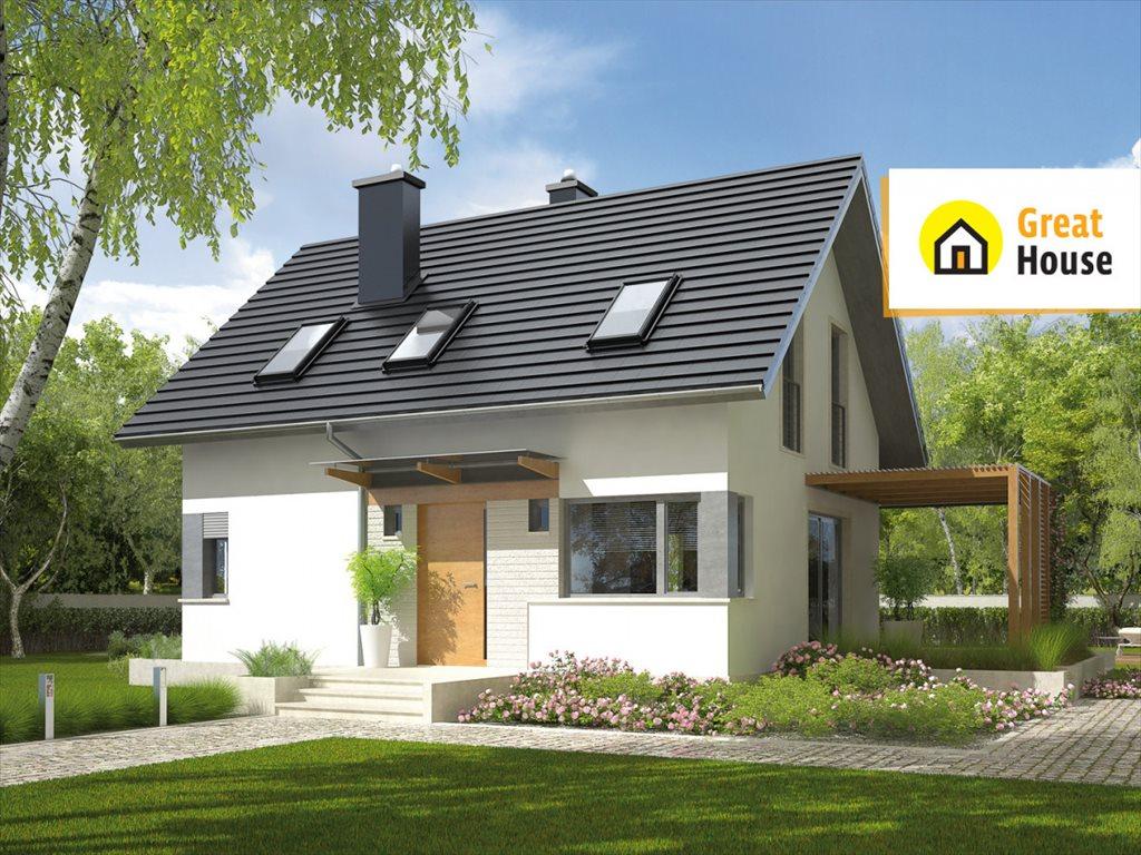 Dom na sprzedaż Oksa, Modrzewiowa  119m2 Foto 4