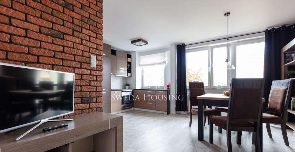 Mieszkanie dwupokojowe na wynajem Gdańsk, Przeróbka, Sienna  43m2 Foto 11