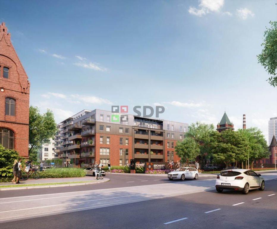 Mieszkanie trzypokojowe na sprzedaż Wrocław, Śródmieście, Mosty Warszawskie  53m2 Foto 1
