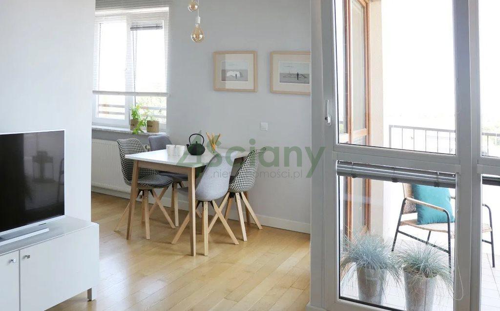 Mieszkanie dwupokojowe na sprzedaż Warszawa, Praga-Południe, Saska Kępa, Zwycięzców  51m2 Foto 1
