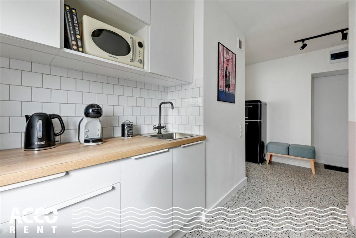 Mieszkanie dwupokojowe na wynajem Gdynia, Śródmieście, Hieronima Derdowskiego  38m2 Foto 9
