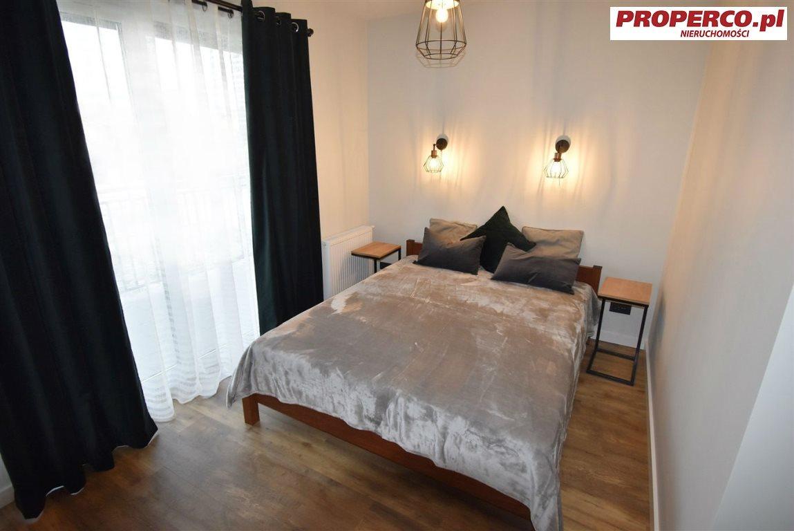 Mieszkanie dwupokojowe na wynajem Kielce, Centrum, Ściegiennego  48m2 Foto 4