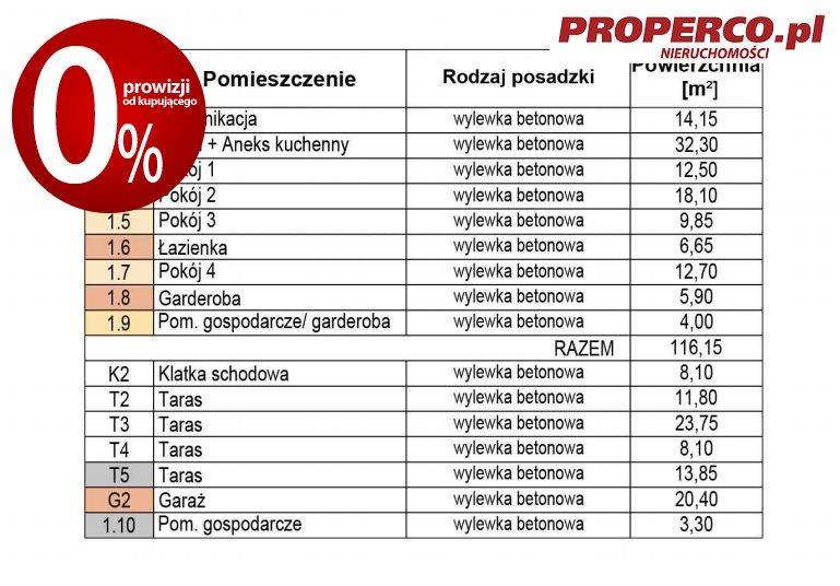 Mieszkanie na sprzedaż Kielce, Baranówek  116m2 Foto 6