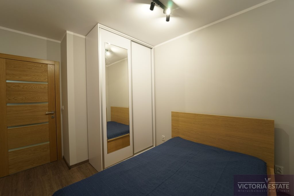 Mieszkanie trzypokojowe na wynajem Kraków, Zabłocie, Tadeusza Romanowicza  44m2 Foto 8