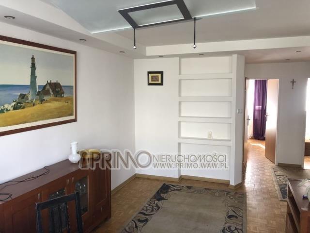 Mieszkanie trzypokojowe na sprzedaż Warszawa, Mokotów, Sadyba, Konstancińska  50m2 Foto 2