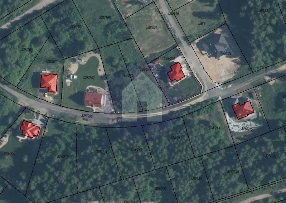 Działka budowlana na sprzedaż Lipce  1171m2 Foto 1