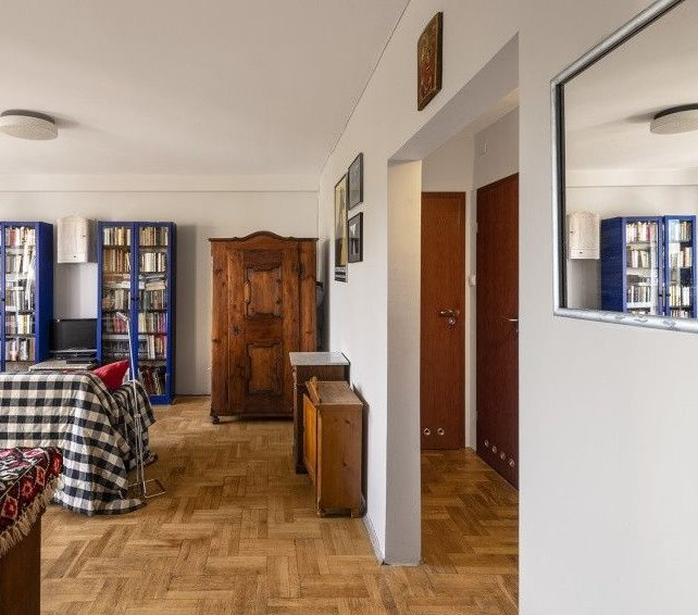 Mieszkanie trzypokojowe na sprzedaż Warszawa, Ursynów, Stryjeńskich  63m2 Foto 1
