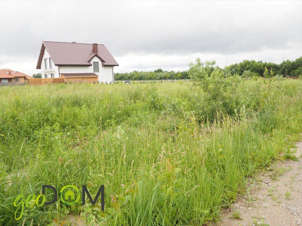 Działka budowlana na sprzedaż Okszów, Topolowa  981m2 Foto 4