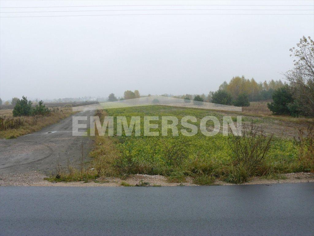 Działka przemysłowo-handlowa na sprzedaż Pieńków, Pieńków  9900m2 Foto 3