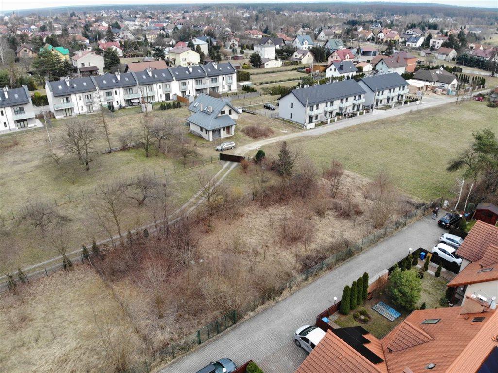 Działka budowlana na sprzedaż Niepołomice, Wielicka  1021m2 Foto 2