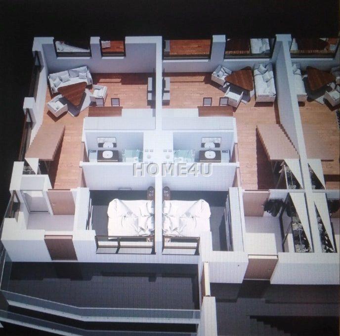 Mieszkanie dwupokojowe na sprzedaż Szczyrk  52m2 Foto 9