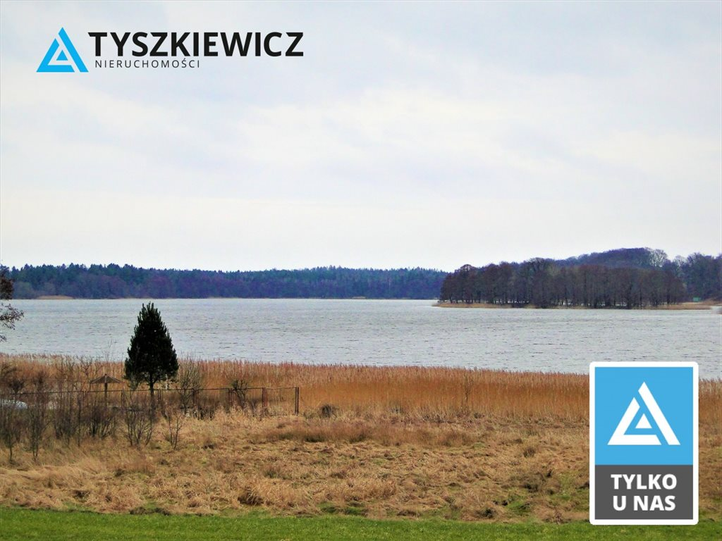 Działka rolna na sprzedaż Miszewko, Nowy Tuchom, Jeziorna  1023m2 Foto 1