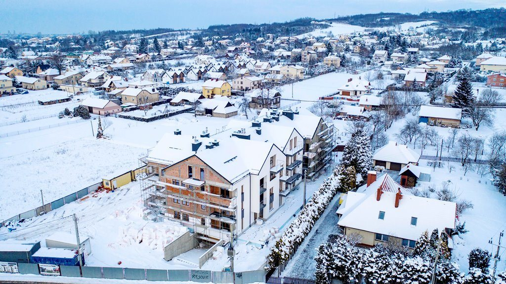 Mieszkanie trzypokojowe na sprzedaż Rzeszów, kard. Karola Wojtyły  65m2 Foto 1
