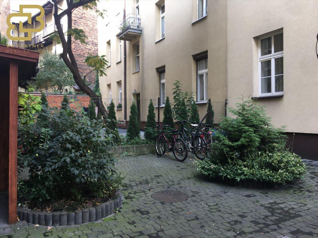Kawalerka na sprzedaż Kraków, Stare Miasto, Topolowa  34m2 Foto 2