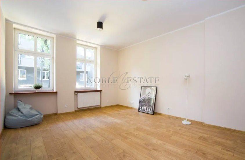 Mieszkanie dwupokojowe na sprzedaż Poznań, Łazarz, Łazarz, Marcelego Mottego  32m2 Foto 1