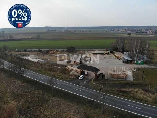 Działka inwestycyjna pod dzierżawę Brzeźnik, Brzeźnik  5541m2 Foto 3