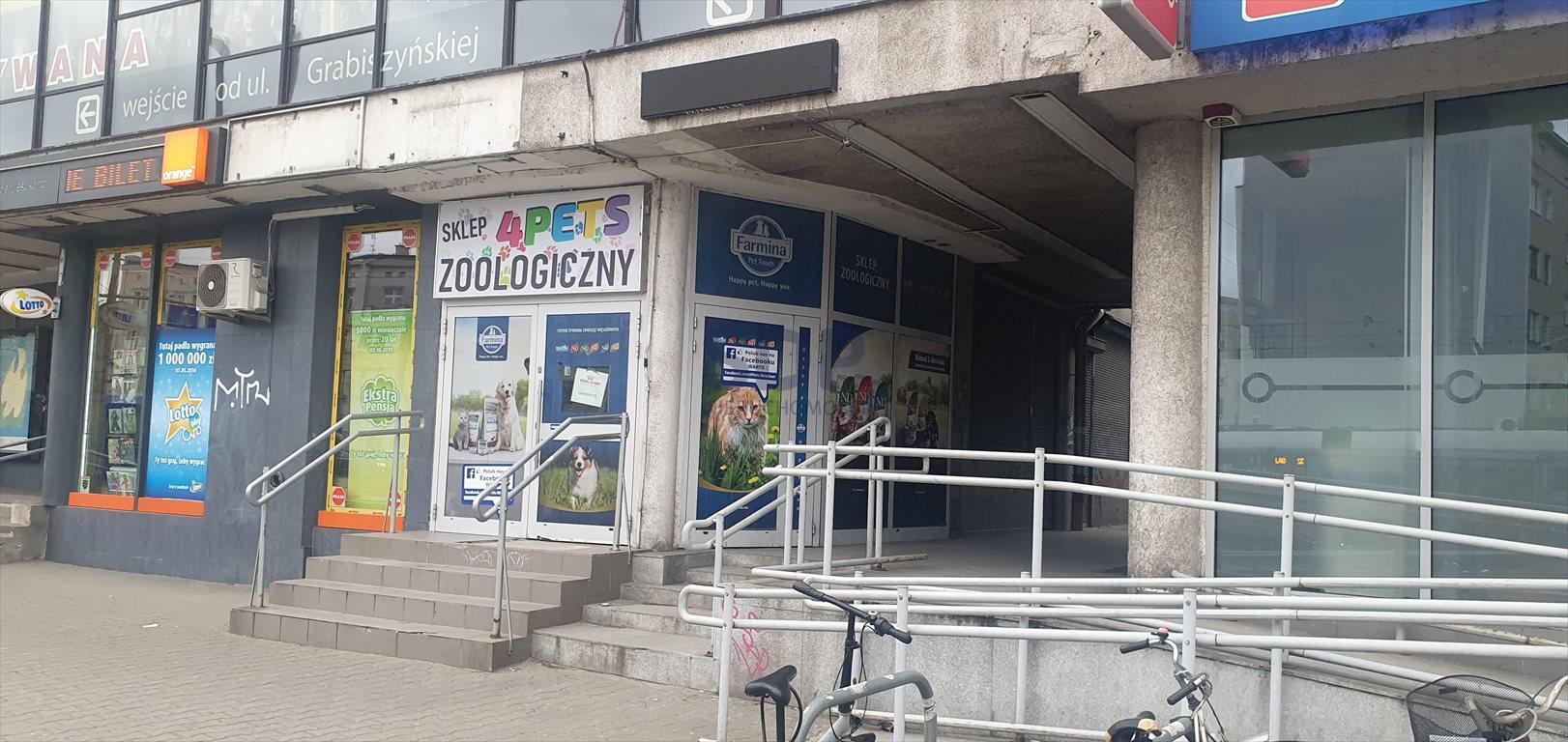 Lokal użytkowy na wynajem Wrocław, Stare Miasto, Stare Miasto, Grabiszyńska  30m2 Foto 1