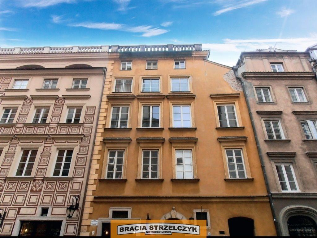 Mieszkanie dwupokojowe na sprzedaż Warszawa, Śródmieście, Świętojańska  49m2 Foto 10