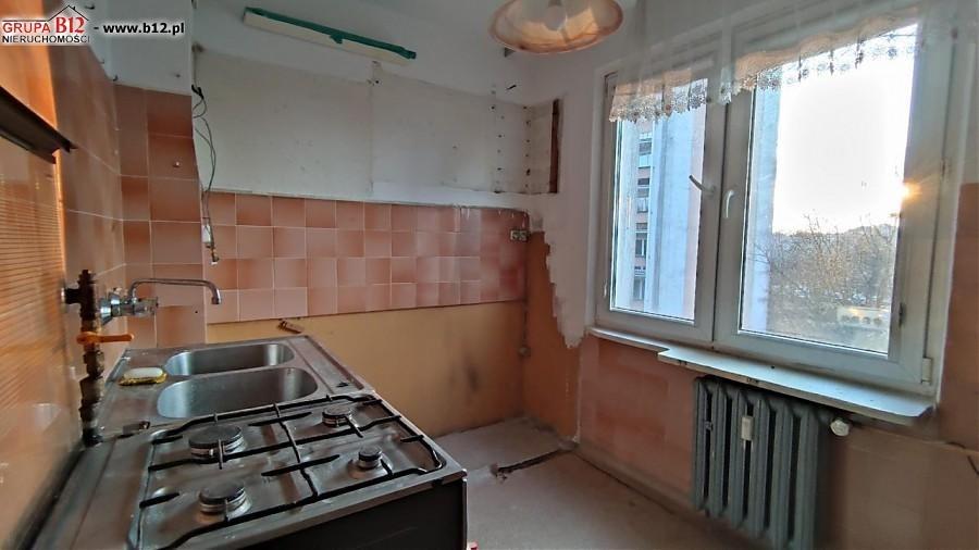 Mieszkanie dwupokojowe na sprzedaż Krakow, Nowa Huta (osiedla), Os Piastów  46m2 Foto 8