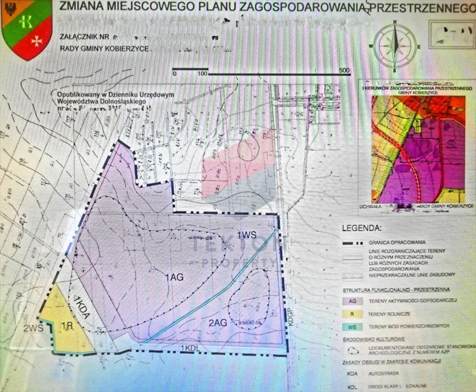 Działka przemysłowo-handlowa na sprzedaż Domasław, Południowa  51151m2 Foto 5