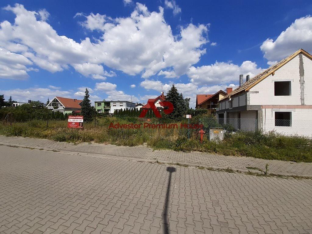 Działka budowlana na sprzedaż Poznań, Nowe Miasto, Wiewiórcza  544m2 Foto 5