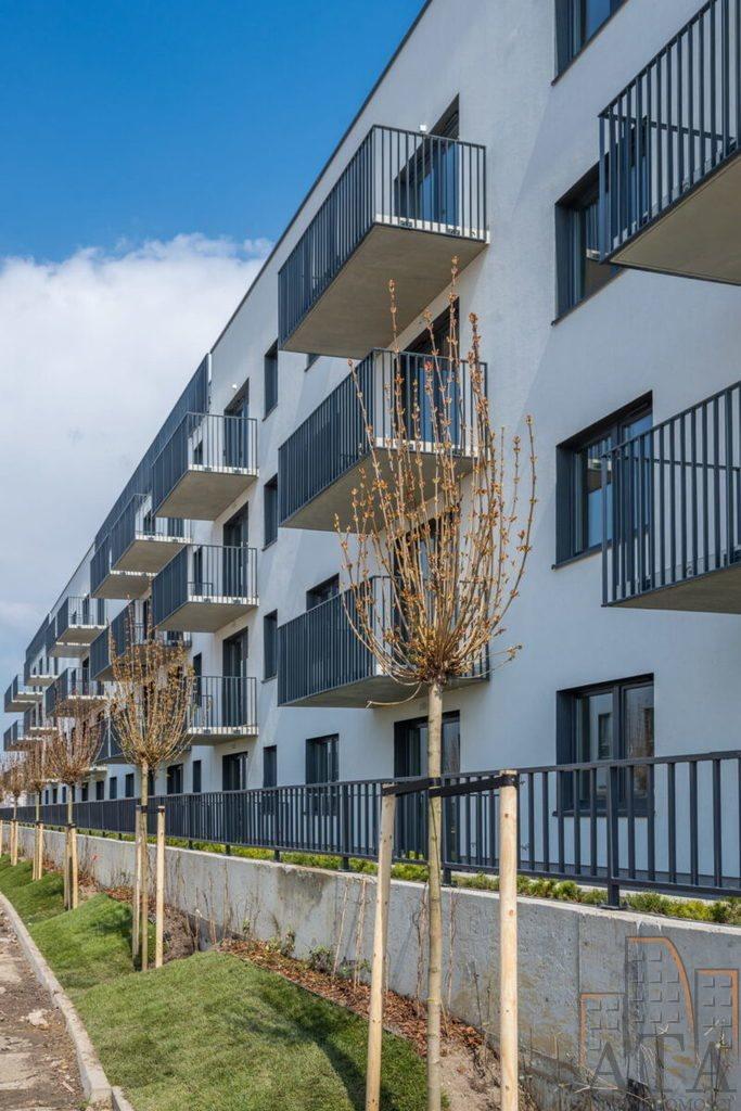 Mieszkanie trzypokojowe na sprzedaż Wrocław, Jagodno, Jagodno, Klasztorna  68m2 Foto 8