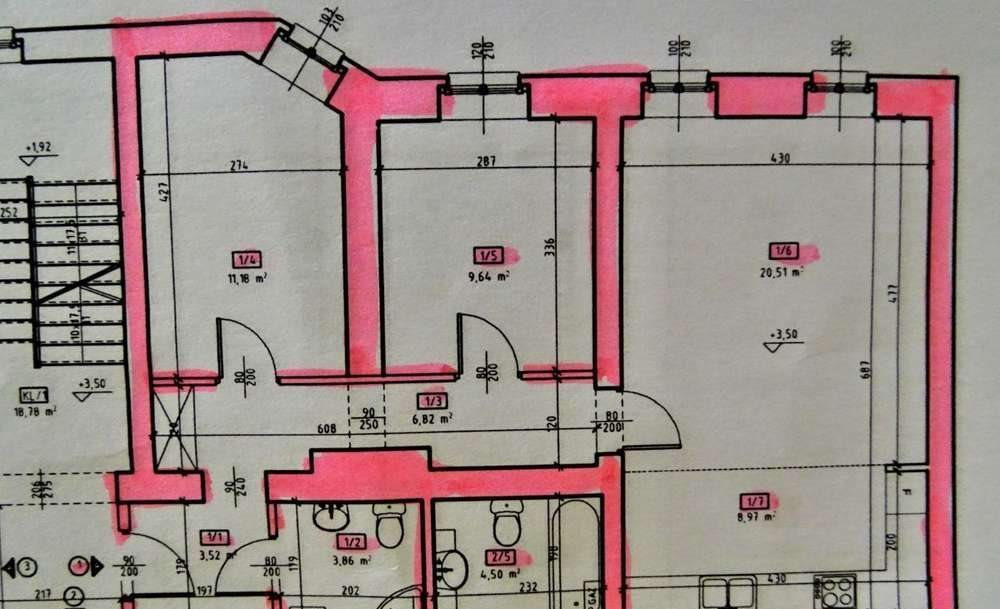 Mieszkanie trzypokojowe na sprzedaż Bytom, centrun, Katowicka  65m2 Foto 10