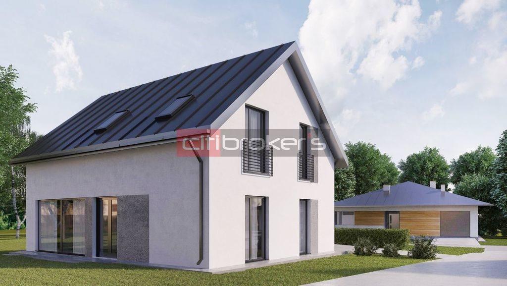 Dom na sprzedaż Strażów  203m2 Foto 2