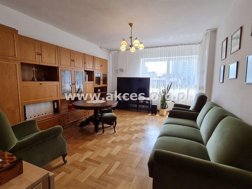 Mieszkanie trzypokojowe na sprzedaż Warszawa, Mokotów, Sadyba, Nałęczowska  67m2 Foto 1